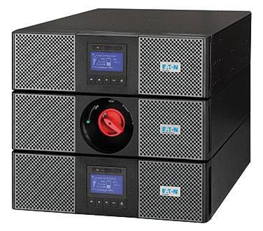 Eaton 9PXM12KiRTN Unterbrechungsfreie Stromversorgung (UPS) Doppelwandler (Online) 12000 VA 10800 W 11 AC-Ausgänge