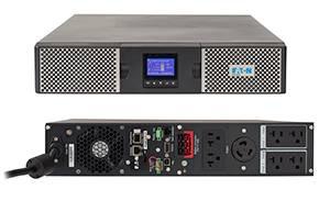 Eaton 9PX 2000RT Unterbrechungsfreie Stromversorgung (UPS) Doppelwandler (Online) 2000 VA 1800 W 7 AC-Ausgänge