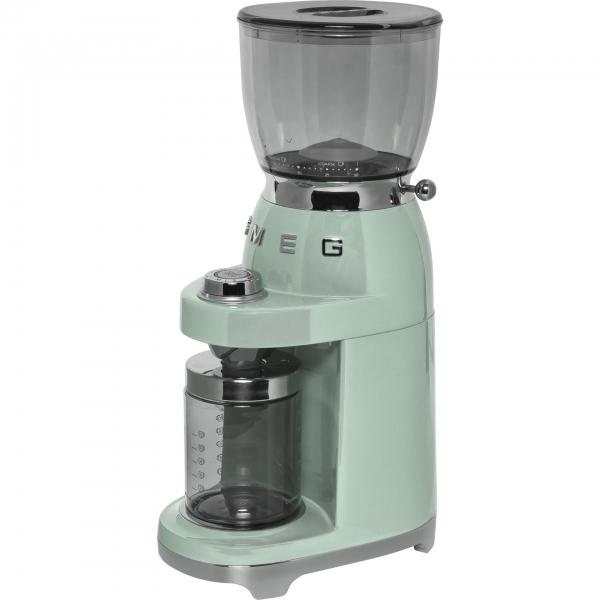 Smeg CGF01PGEU Kaffeemühle pastelgrün