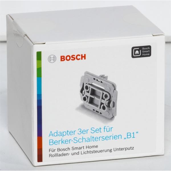 Bosch Smart Home Adapter 3er Set Schalter Berker B1
