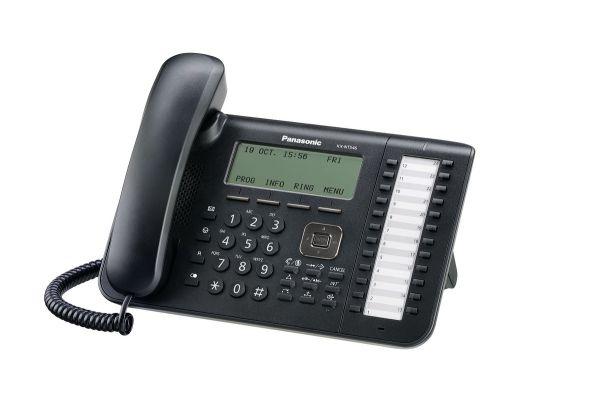 KX-NT546NE-B IP Systemendgerät, schwarz