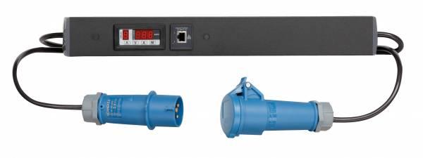 Eaton PW104IM0UC05 Stromverteilereinheit (PDU) 0U Schwarz 1 AC-Ausgänge