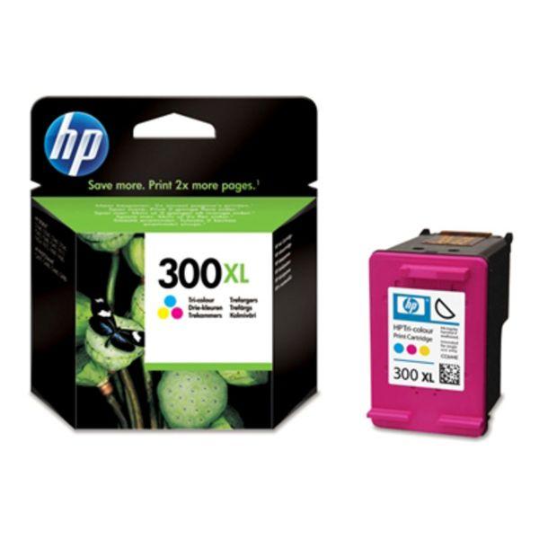 HP Tintenpatrone Nr. 300XL CC644EE 3-farbig (ca. 440 Seiten)