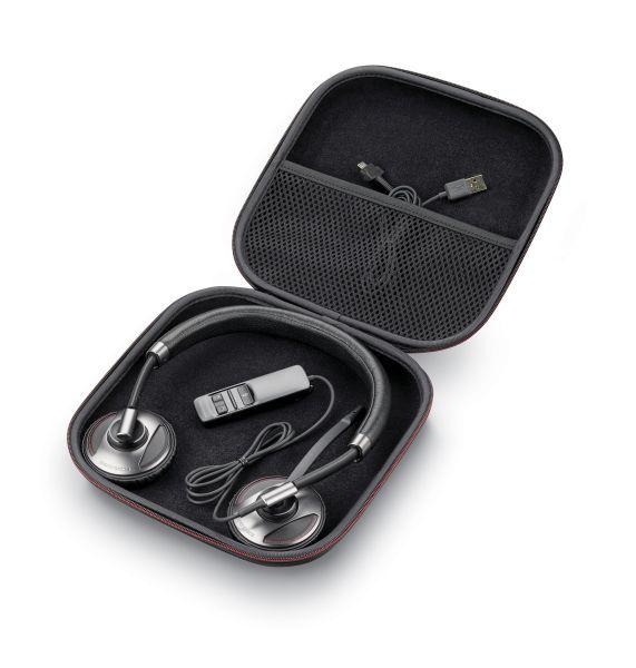 Aufbewahrungsetui für Blackwire Headsets (hard case)