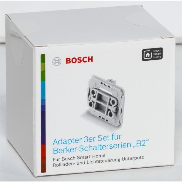 Bosch Smart Home Adapter 3er Set Schalter Berker B2