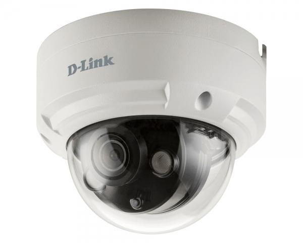D-Link DCS-4612EK 2-Megapixel H.265 Outdoor Dome Kamera