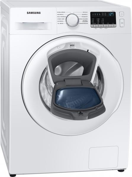 Samsung WW80T4543TE/EG Waschmaschine Freistehend Frontlader 8 kg 1400 RPM D Weiß