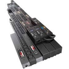 Eaton PW104MA2UB57 Stromverteilereinheit (PDU) 2U Schwarz 20 AC-Ausgänge