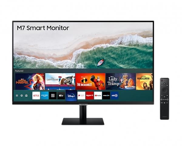 Samsung S32AM704UR SMART Monitor M7 80 cm UHD