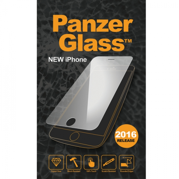 PanzerGlass 2003 Mobiltelefon-Bildschirmschutzfolie Klare Bildschirmschutzfolie Apple 1 Stück(e)