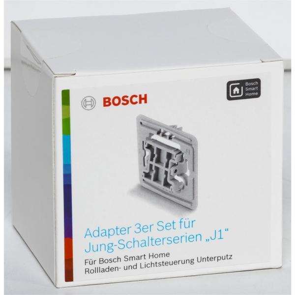 Bosch Smart Home Adapter 3er Set Schalter Jung J1