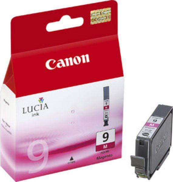 Canon Tintenpatrone PGI-9M magenta