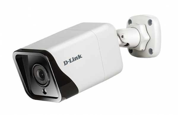 D-Link DCS-4714E 4-Megapixel H.265 Outdoor Bullet Kamera