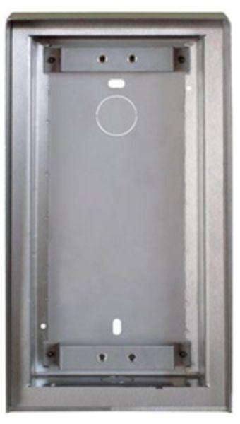 EntryCom Vario Unterputzgehäuse inkl. Wetterschutz für 1 Modul