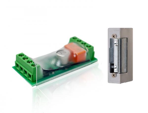 POPP Türöffner-Set: Z-Wave Steuerung + Elektrischer Türöffner