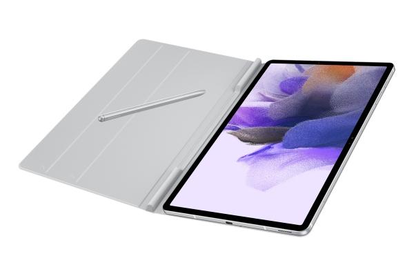 Samsung Book Cover EF-BT730 f. Galaxy Tab S7+/ S7 FE, Gray