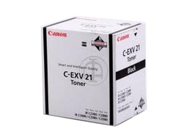 Canon Toner C-EXV21 schwarz (ca. 26.000 Seiten)