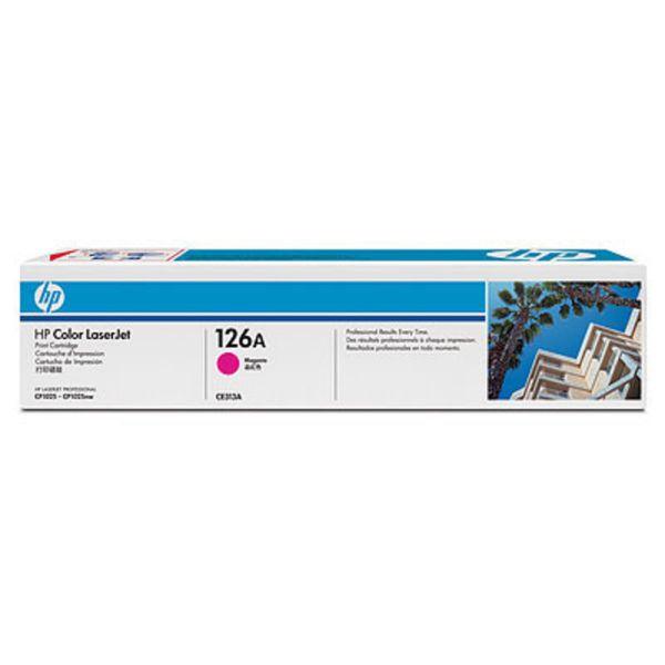 HP Toner CE313A Magenta (ca. 1000 Seiten) HP126A