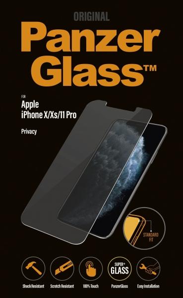 PanzerGlass P2661 Mobiltelefon-Bildschirmschutzfolie Apple 1 Stück(e)