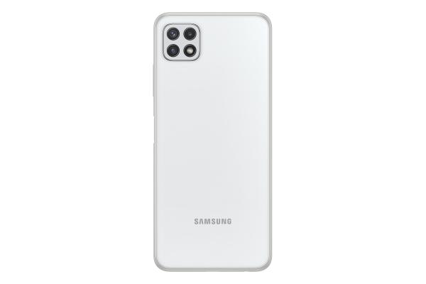 Samsung Galaxy SM-A226B 16,8 cm (6.6 Zoll) Dual-SIM 5G 128 GB 5000 mAh Weiß