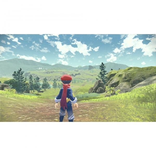 Nintendo Switch Pokemon Leuchtende Perle
