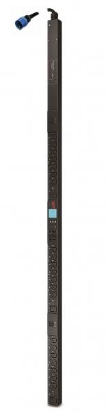 APC Switched Rack PDU 2G Zero U - Steckdosenleiste Rackeinbauf