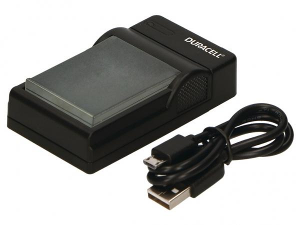 Duracell DRC5915 Ladegerät für Batterien USB