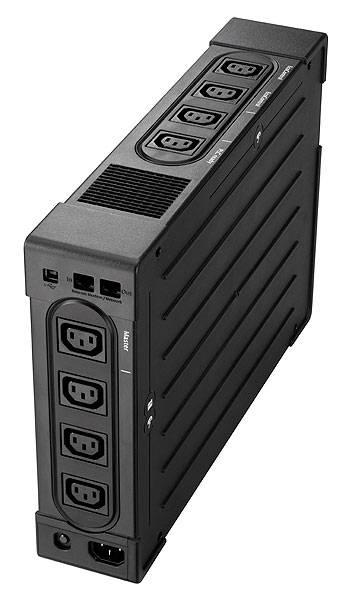 Eaton Ellipse PRO 1200 IEC Unterbrechungsfreie Stromversorgung (UPS) Line-Interaktiv 1200 VA 750 W 8 AC-Ausgänge