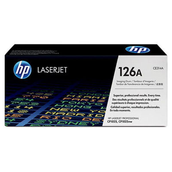HP Belichtungstrommel CE314A (ca. 7000/14000 Seiten) HP126A