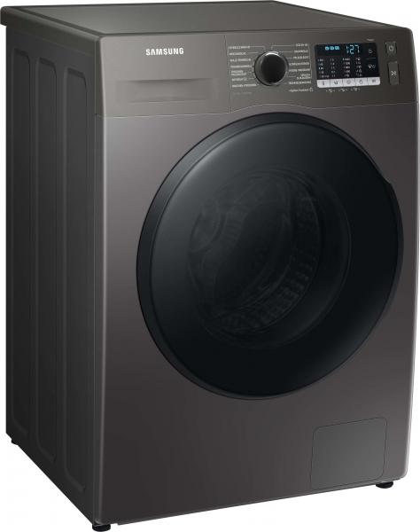 Samsung WD8ETA049BX/EG Waschtrockner Freistehend Frontlader Schwarz E