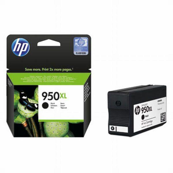 HP Tintenpatrone Nr. 950XL CN045AE Schwarz (ca. 2300 Seiten)