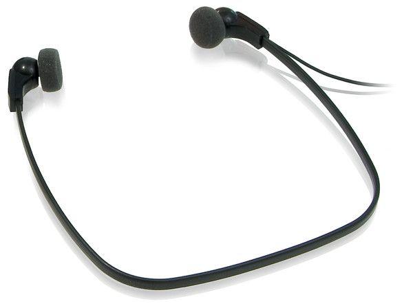 Philips LFH0334 Schwarz im Ohr Unter dem Kinn Kopfhörer