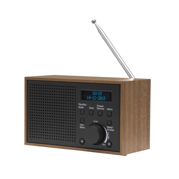 Denver Radio DAB-46 dark grey