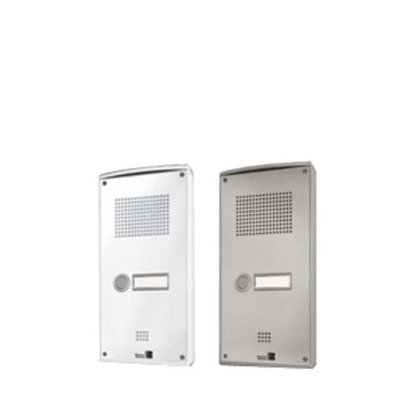 Behnke 5-0054 Serie 5 Aufputz-Set mit 1-Ruftaste (Weiß)