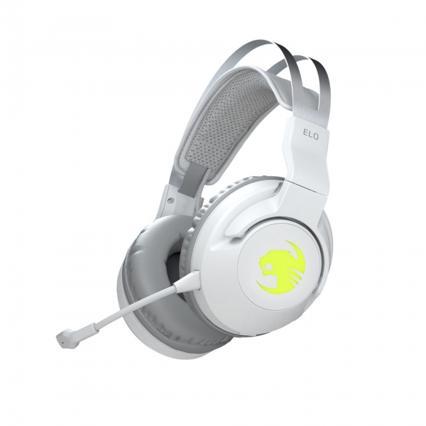 Over-Ear Stereo Gaming Headset ELO 7.1 AIR, Weiß