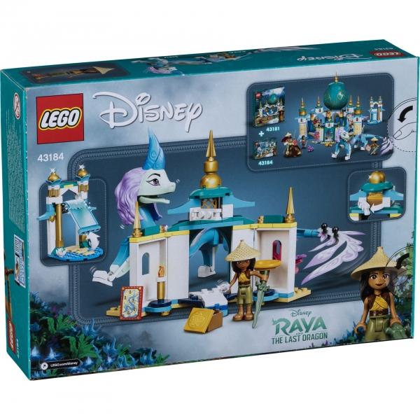LEGO Disney Princess 43184 Raya und der Sisu Drache