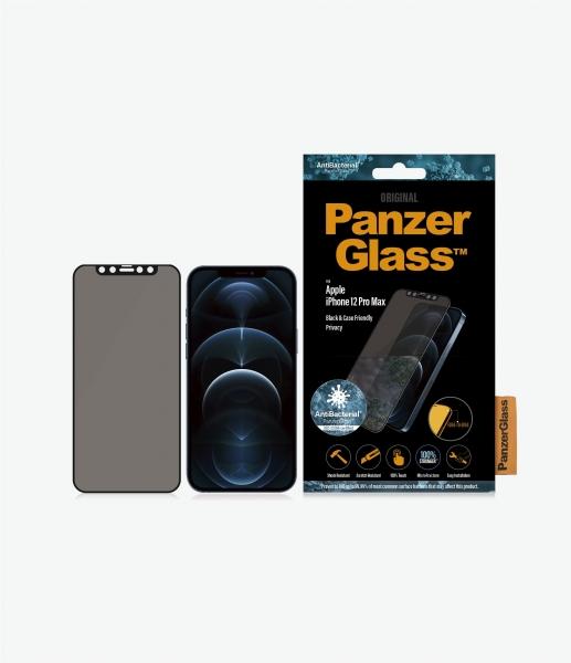 PanzerGlass P2712 Mobiltelefon-Bildschirmschutzfolie Apple 1 Stück(e)