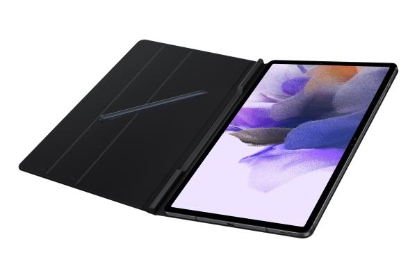 Samsung Book Cover EF-BT730 f. Galaxy Tab S7+/ S7 FE, Black