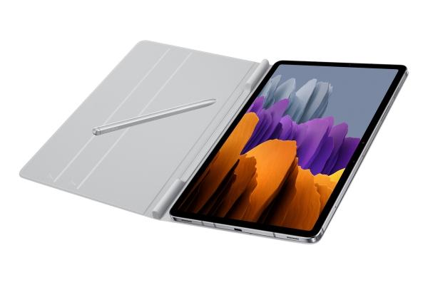 Samsung Book Cover EF-BT630 für Galaxy Tab S7, Light Gray