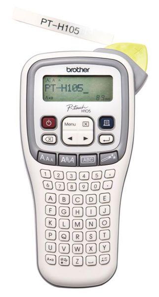 Brother P-touch H105 Handheld Beschriftungsgerät
