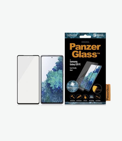 PanzerGlass 7243 Mobiltelefon-Bildschirmschutzfolie Klare Bildschirmschutzfolie Samsung 1 Stück(e)