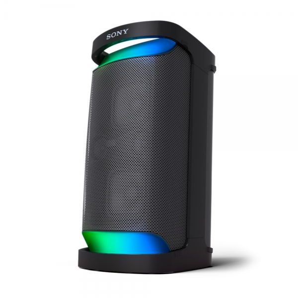 SONY SRS-XP500 Bluetooth Lautsprecher schwarz