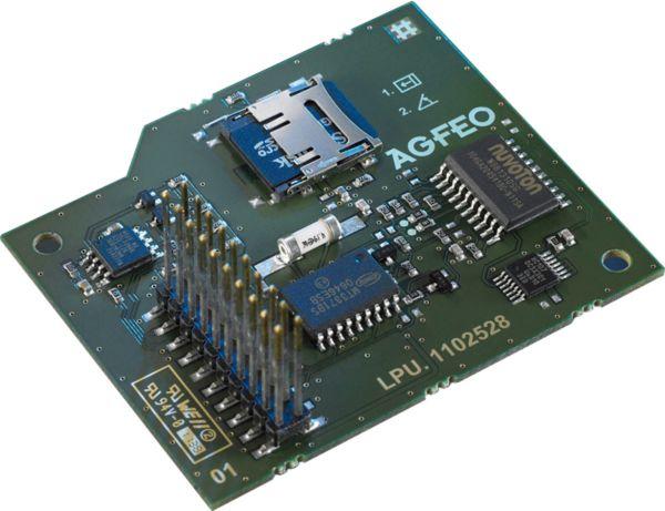 AGFEO A-Modul 42 (Anrufbeantworter-Modul für ST42, ST45)