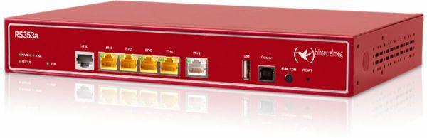 bintec RS353a VPN-Router mit VDSL2 und ADSL2+