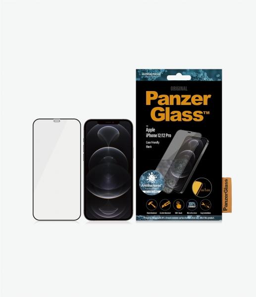 PanzerGlass 2711 Mobiltelefon-Bildschirmschutzfolie Klare Bildschirmschutzfolie Apple 1 Stück(e)