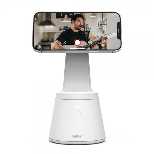 Belkin MMA001BTWH Halterung Aktive Halterung Handy/Smartphone Weiß