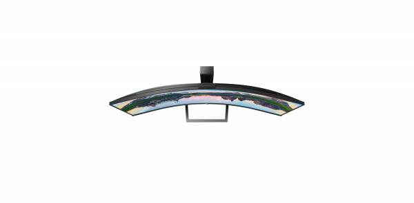 Philips P Line Curved SuperWide-LCD-Display im Format 32:9 499P9H/00