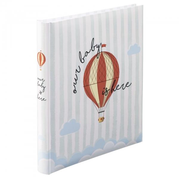 Hama Our Baby 29x32 60 weiße Seiten Buchalbum 3864