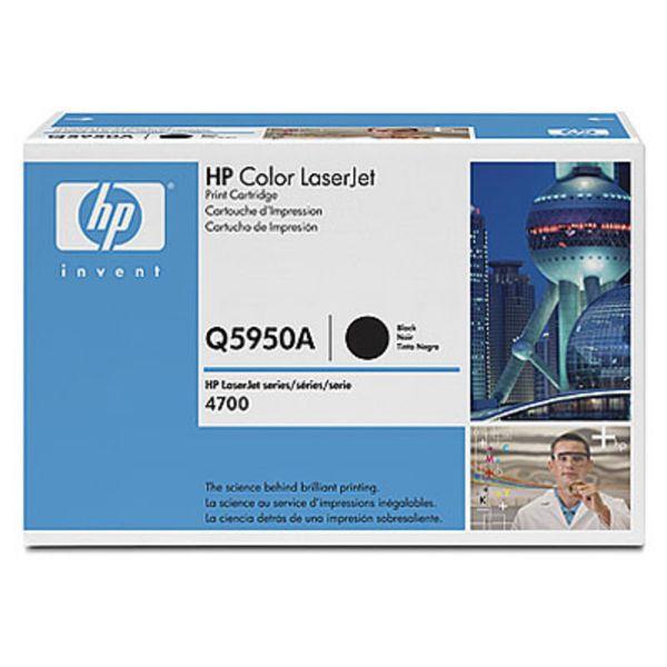 HP Toner Q5950A Schwarz (ca. 11000 Seiten)