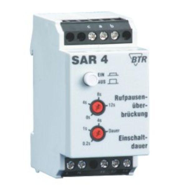 Starkstrom-Anschalterelais SAR4